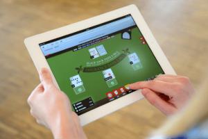 Casino op iPad spelen