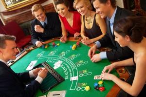 Legaal blackjack spelen
